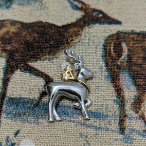 Jewelry - Christmas Raindeer Pin